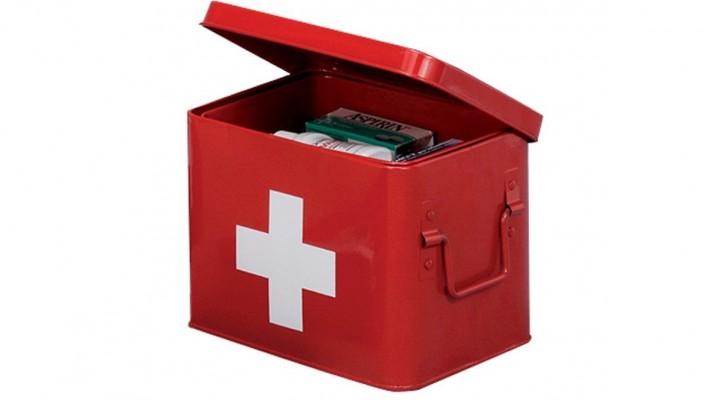 Quale è il contenuto minimo per la Cassetta di Pronto Soccorso/Pacchetto di medicazione?