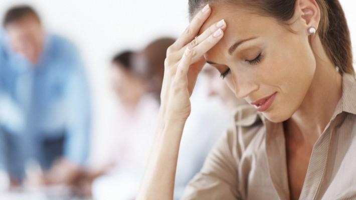 Emergenza Cefalea Primaria sul luogo di lavoro per una donna su cinque